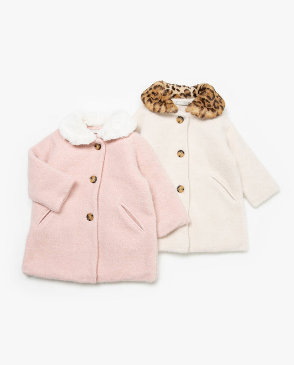 [Out of Stock] Soft Blanket Coat