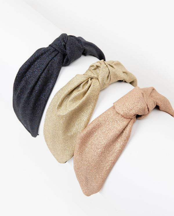 [Out of Stock] Glittery Twist Headband