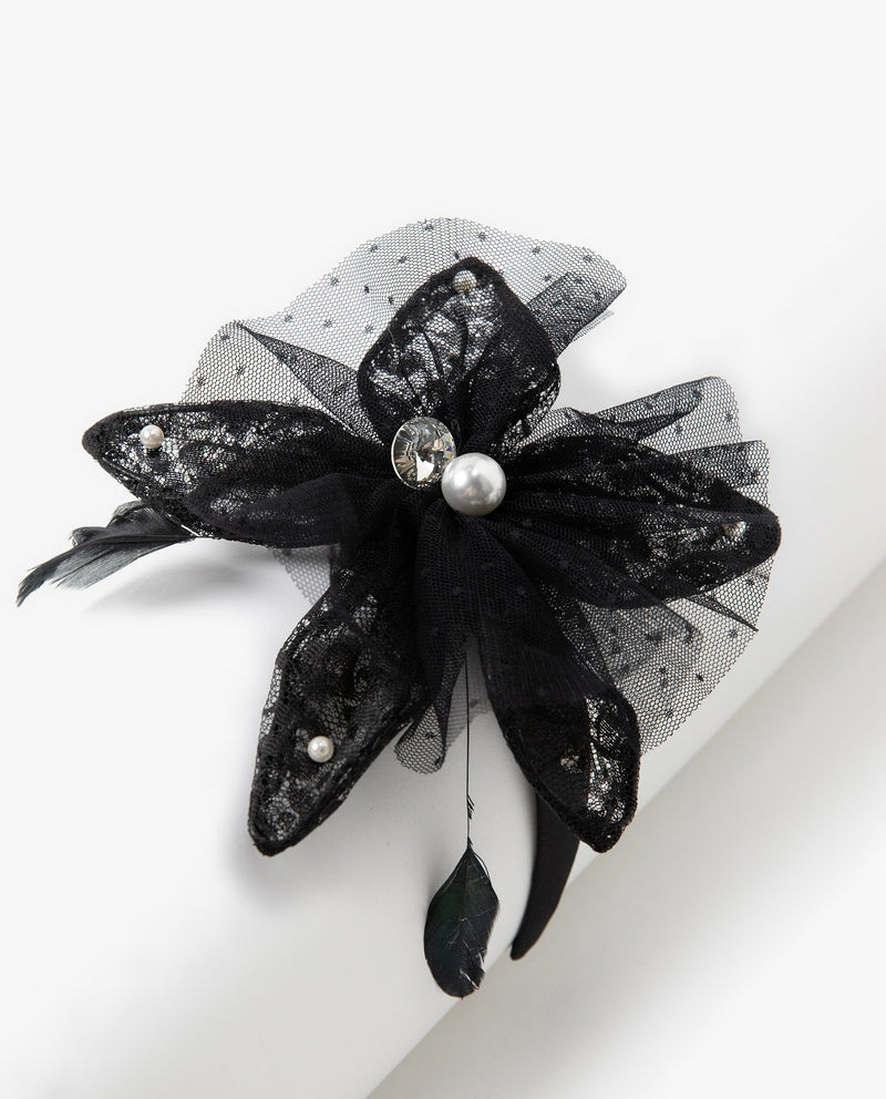 [Out of Stock] Fancy Corsage Headband