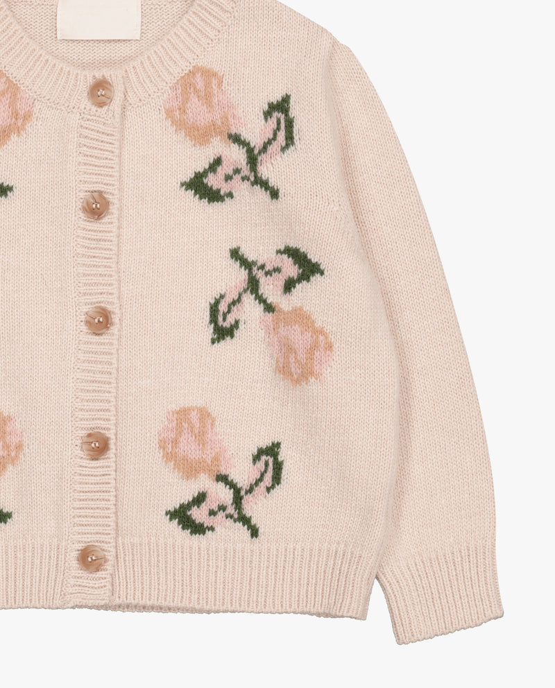 [Out of Stock] Rose Garden Cardigan