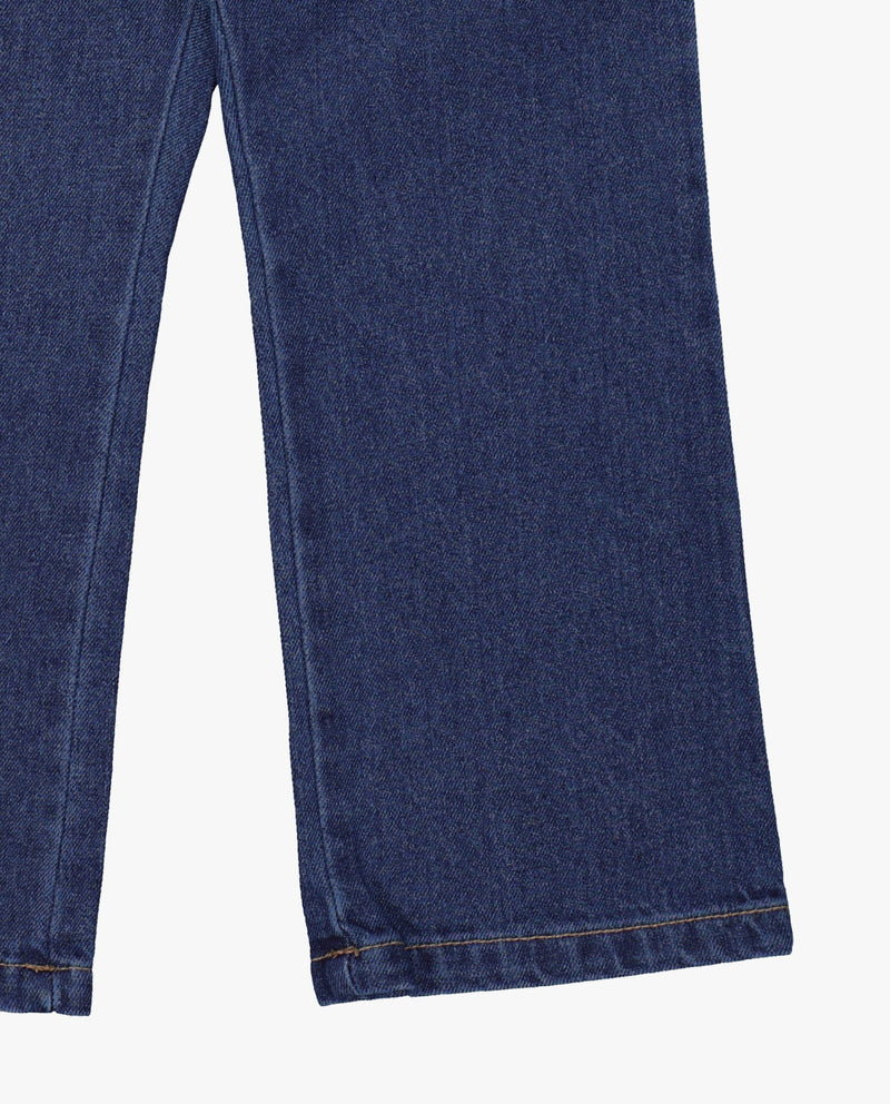 [Out of Stock] Button Fly Bootcut Jeans