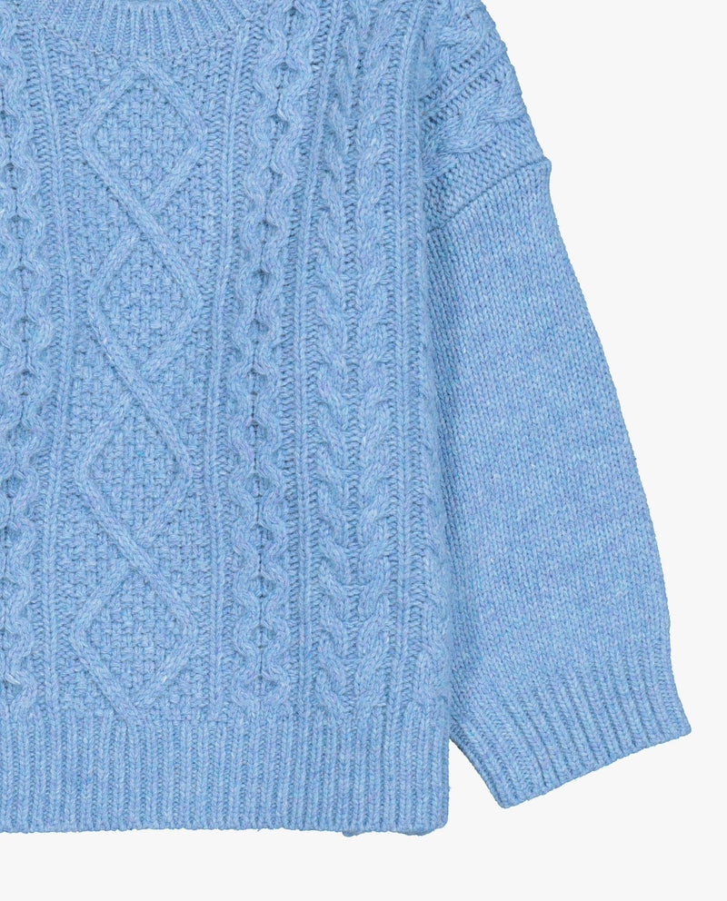 [Out of Stock] Everyday Cable Knit Sweater