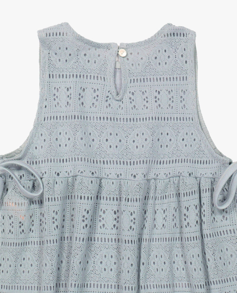 [Out of Stock] Knitted Apron Dress