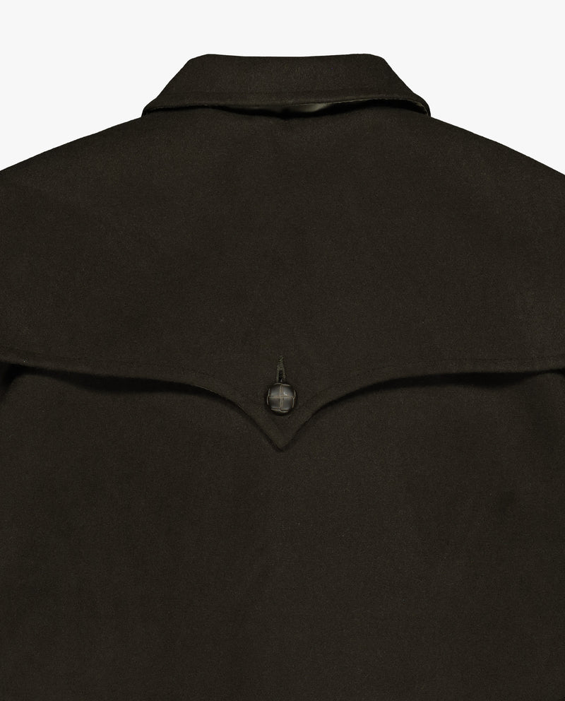 [Out of Stock] Double Cape Coat