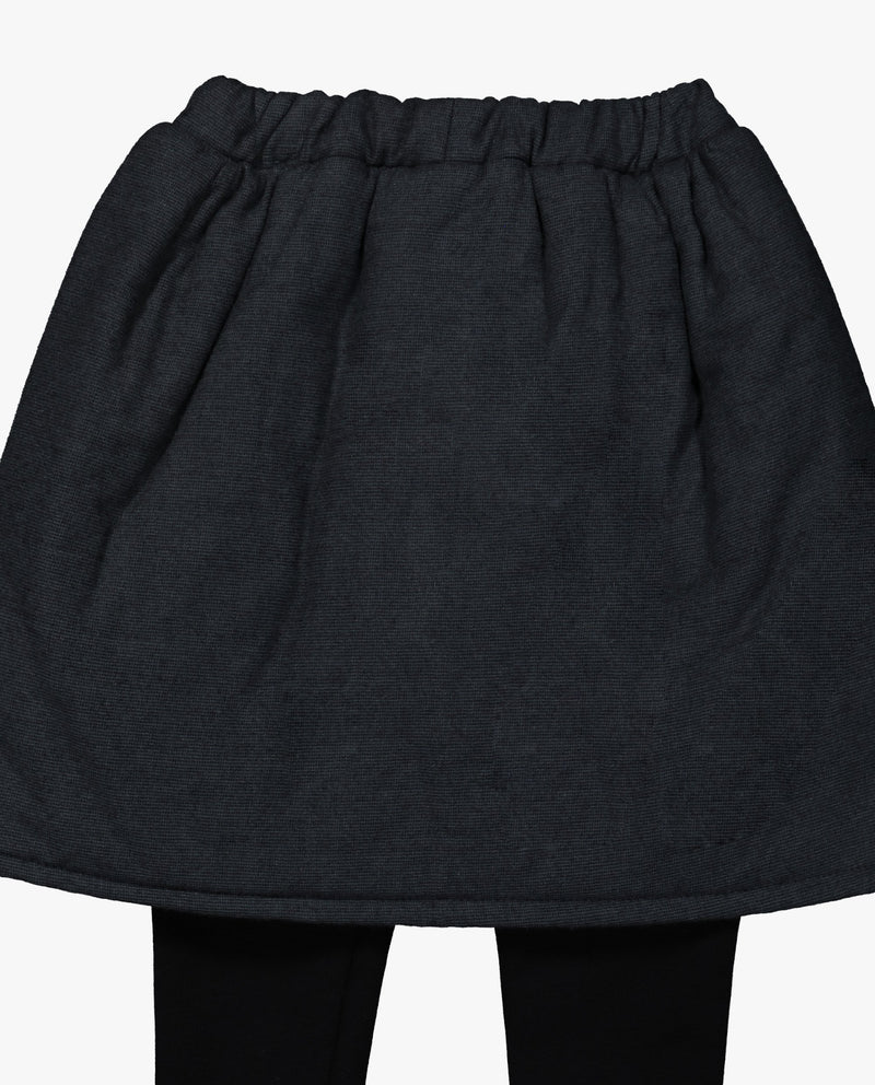 [Out of Stock]Ruffled Wrap Skirted Leggings