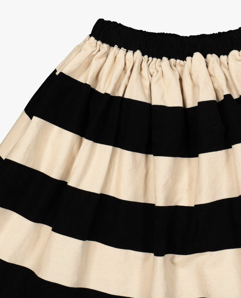 [Out of Stock] Bold Striped Skirt