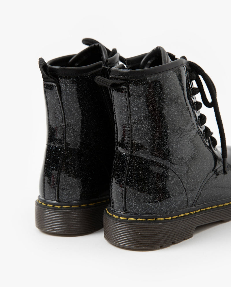 [Out of Stock] Shimmery Walker Boots