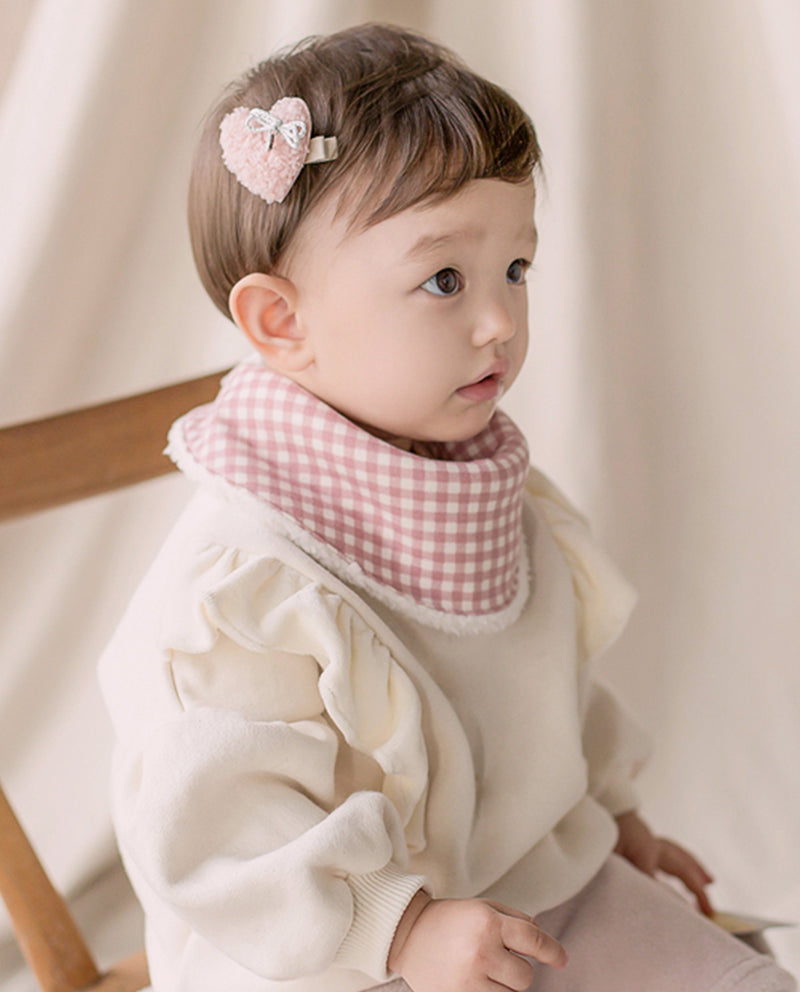 [Out of Stock] Ella Snow Banana Bib