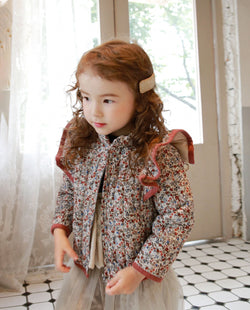 [Out of Stock] Quilted Jasmine Puffer Jacket