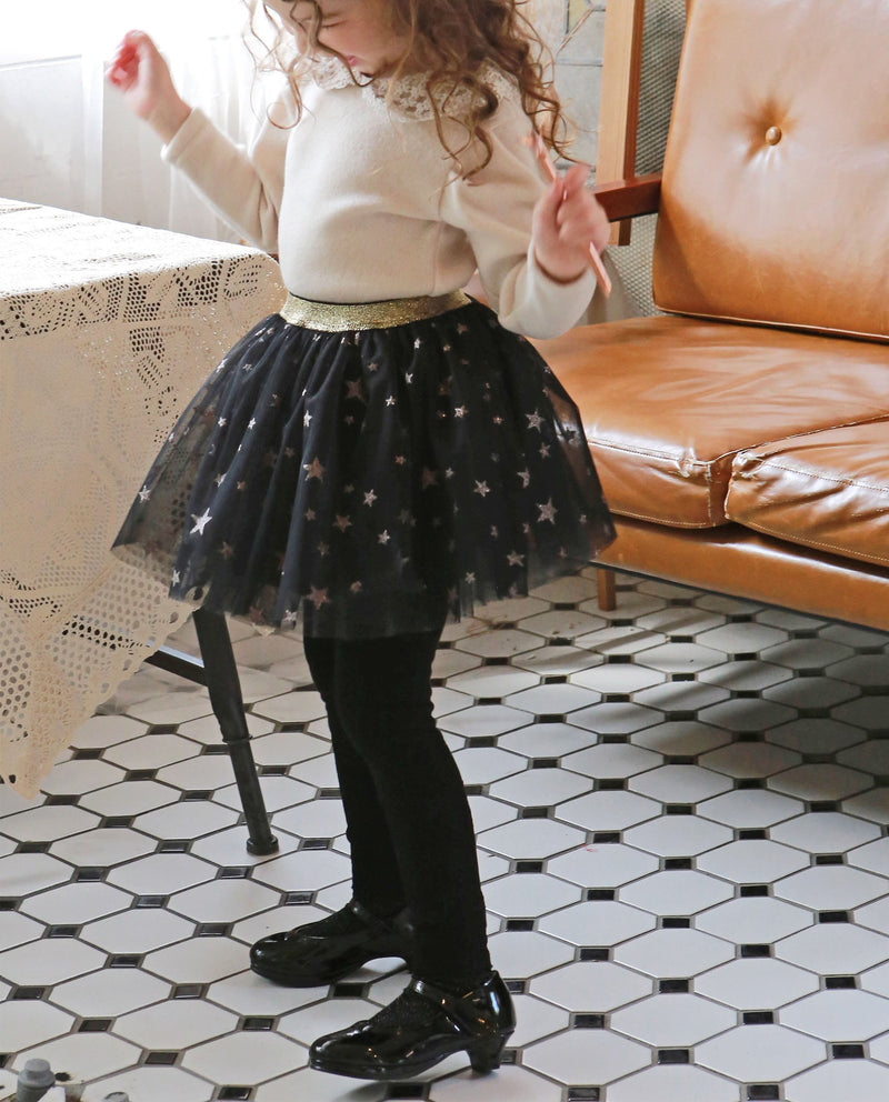 [Out of Stock] Starry Night Tulle Skirt