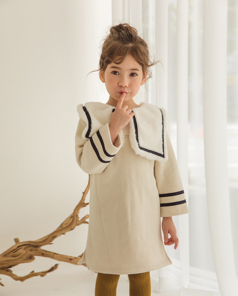 [Out of Stock] Modern Twist Sailor Dress