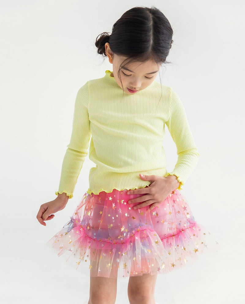 Cotton Candy Tulle Skirt