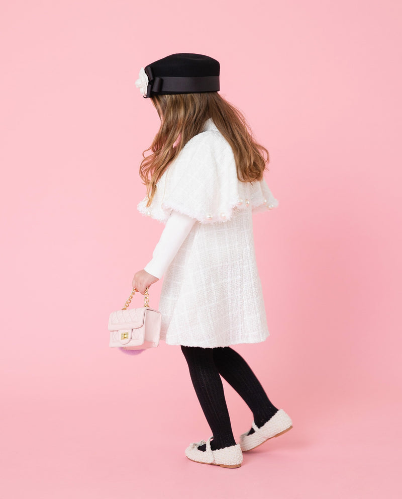 [Out of Stock] Pearly Camellia Hat