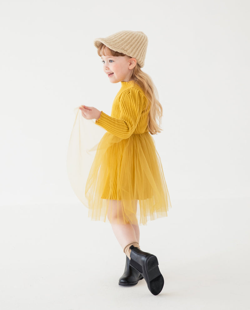 [Out of Stock] Casual Tutu Dress