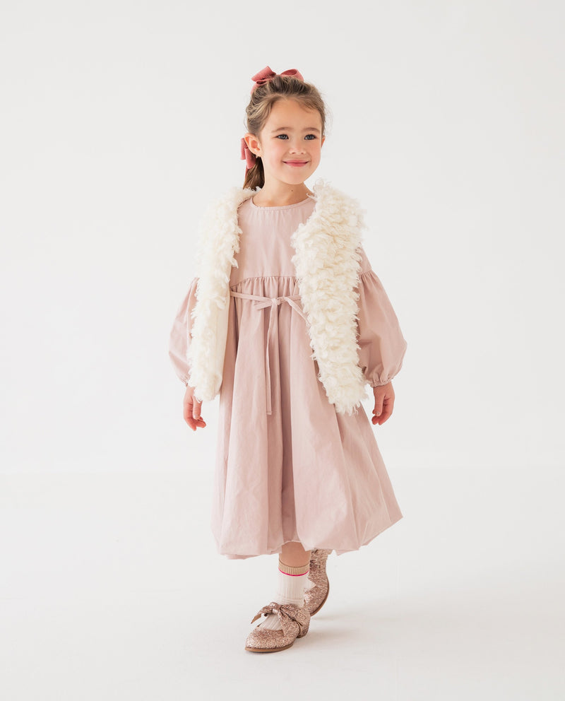 [Out of Stock] Fluffy Faux Fur Vest