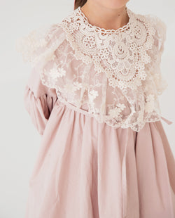 Romantic Lace Cape
