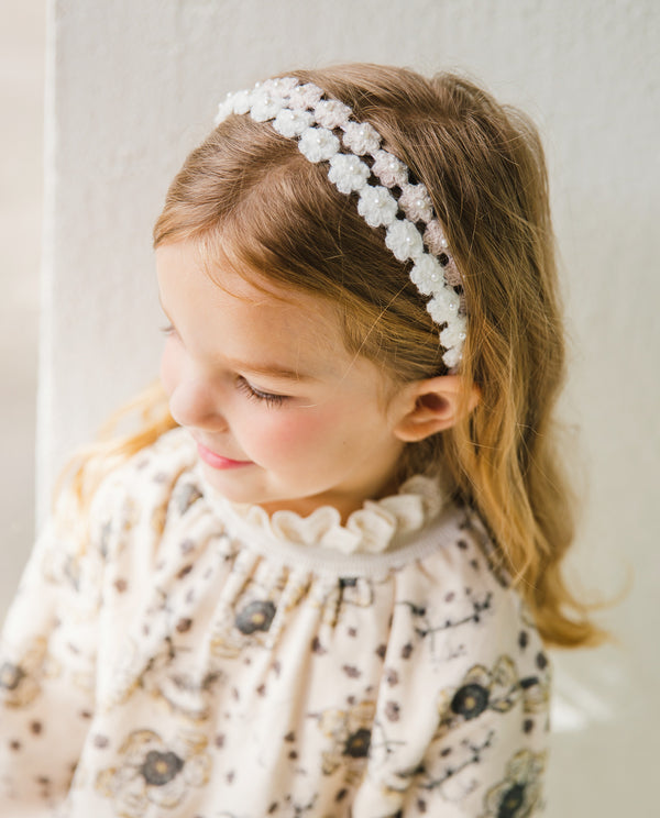 [Out of Stock] Angora Baby's Breath Headband
