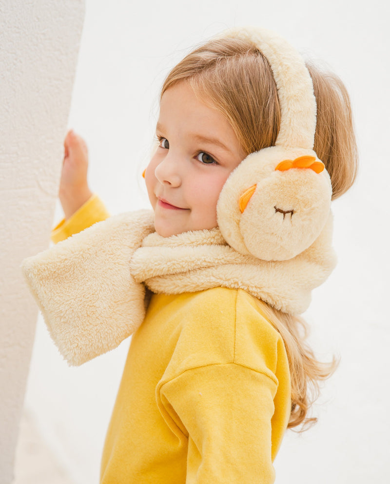[Out of Stock] Sleeping Chick Ear Muffs