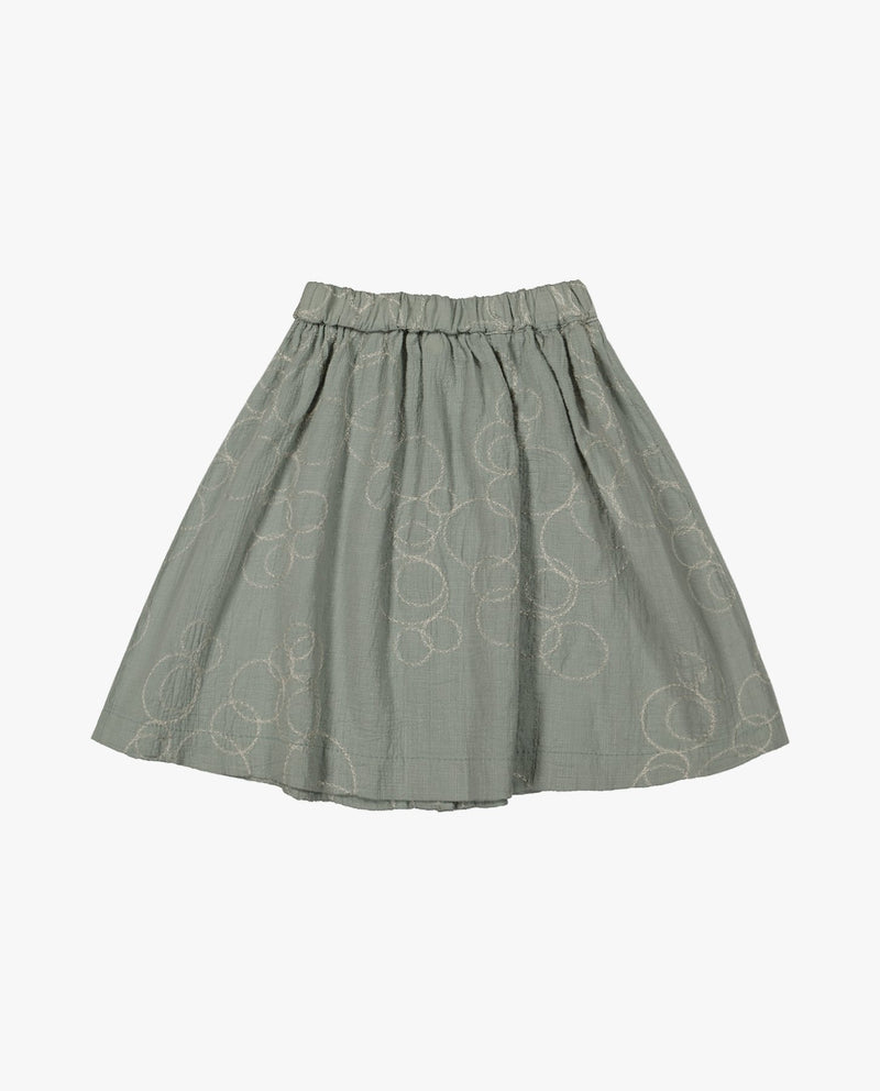[Out of Stock] Summer Embroidery Skirt