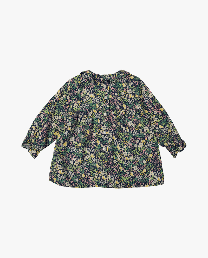 Textile Printed Summer Blouse
