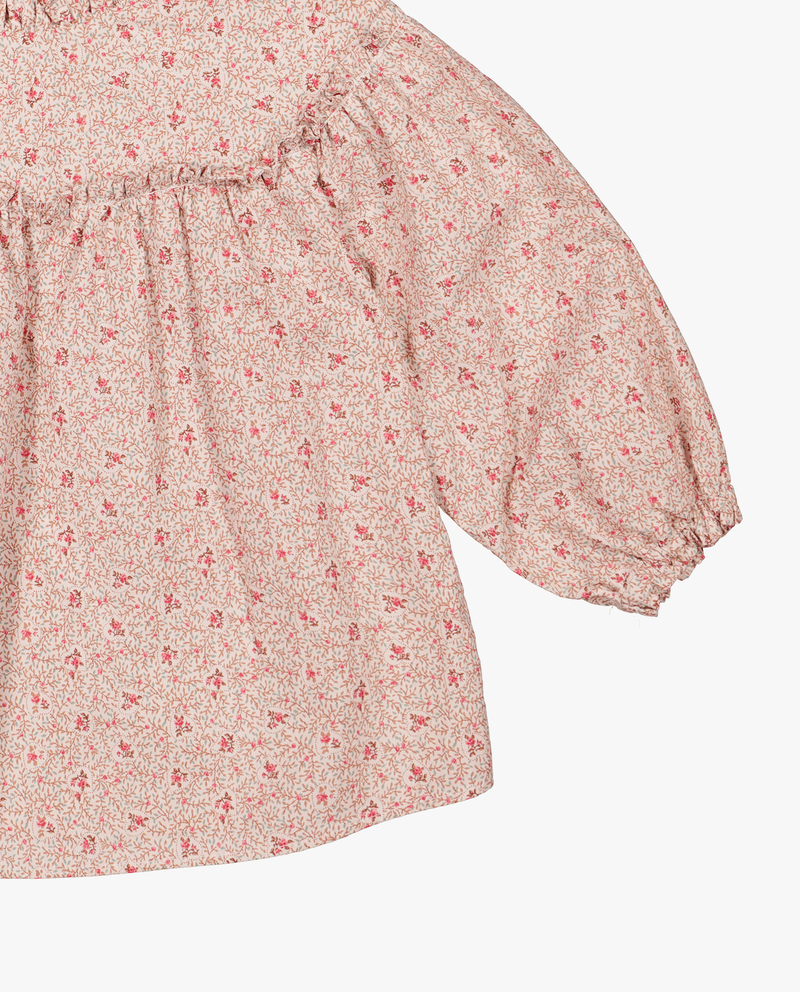 [Out of Stock] Lily Floral Print Blouse