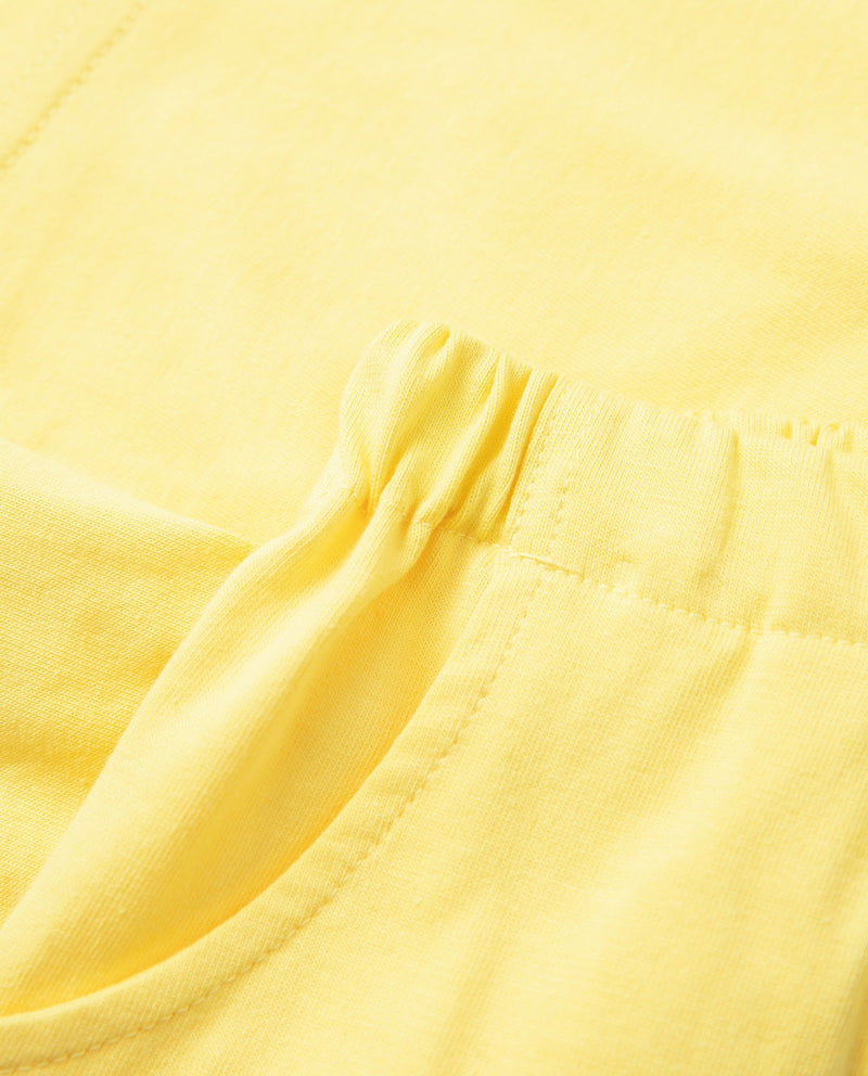 Supima Day Shorts Yellow