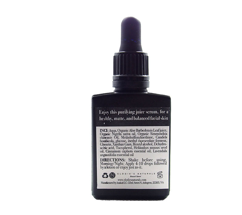 Elodie's Naturals Blackseed Nectar Facial Serum