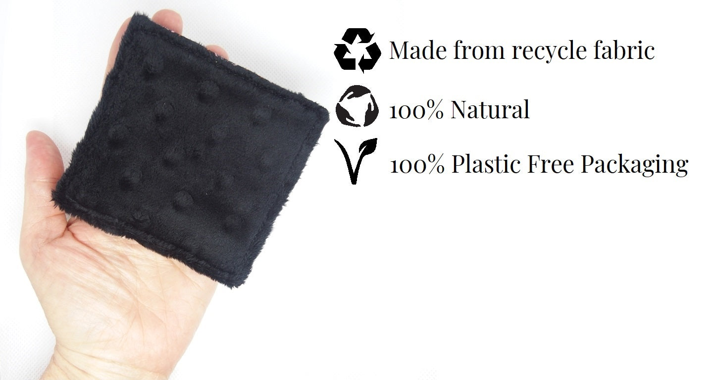 Elodie's Naturals:makeup remover ecofriendly