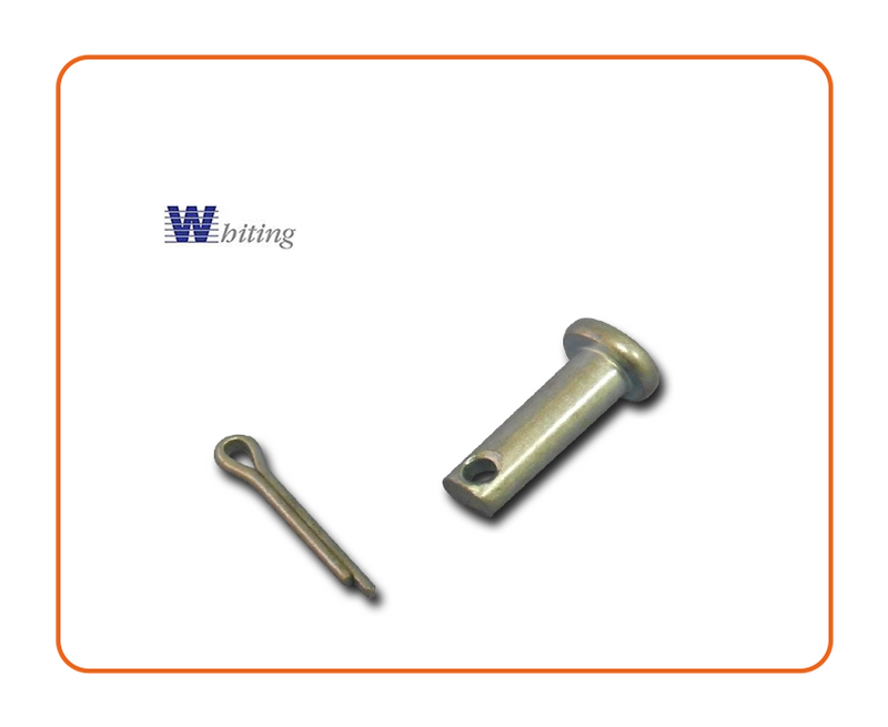 Clevis Pin - C and S Shutters