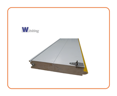 Insulated Inter Panel  To Suit Whiting Coldsaver Door  2440mm Long x 400mm  Part Number: 301COLD