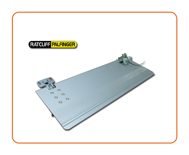 Side Ramp Assembly  750mm Long x 290mm Depth  Part Number: 4074-450-3