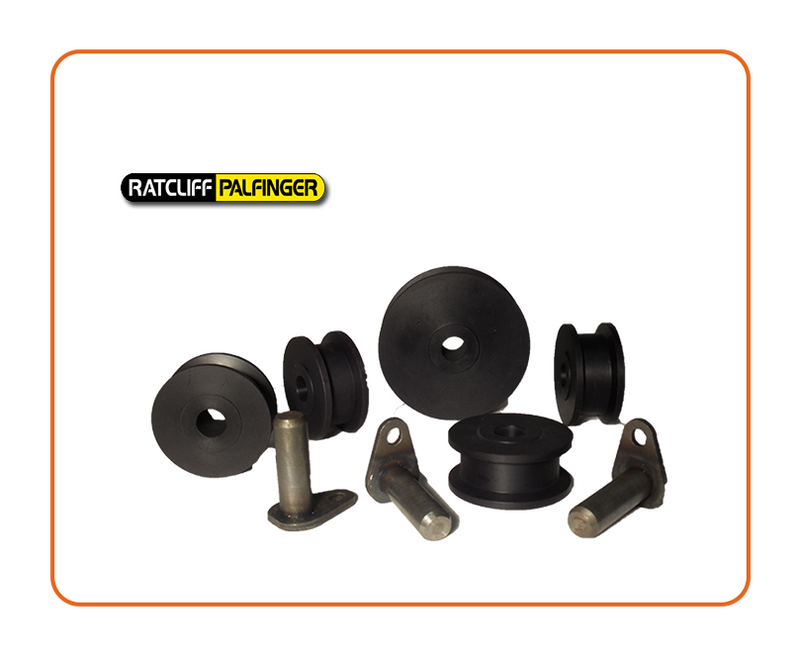 RQ 1008 Pulley Pin Kit - C and S Shutters