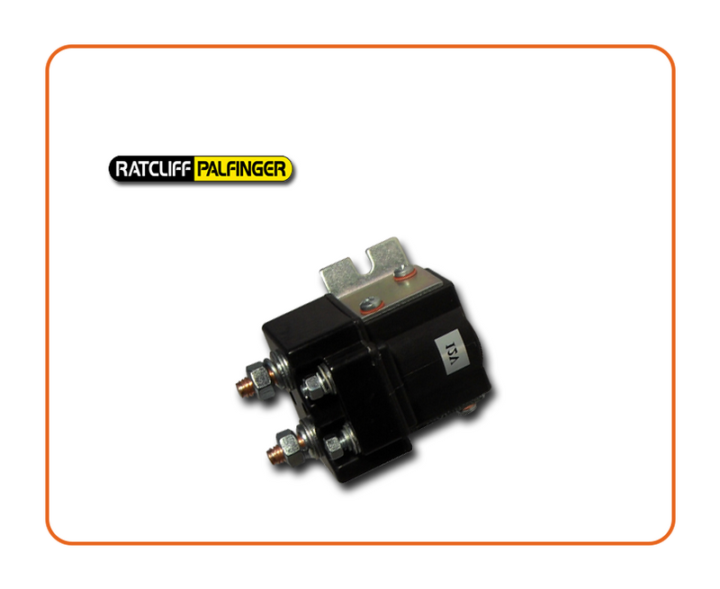 12V Solenoid - C and S Shutters