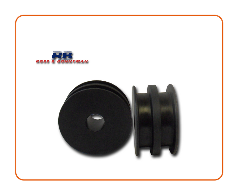 Ram Head Pulley - C and S Shutters