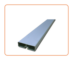 Desc Sideguard Rail  5m x 100mm x 30mm  Part Number: CS5000SG