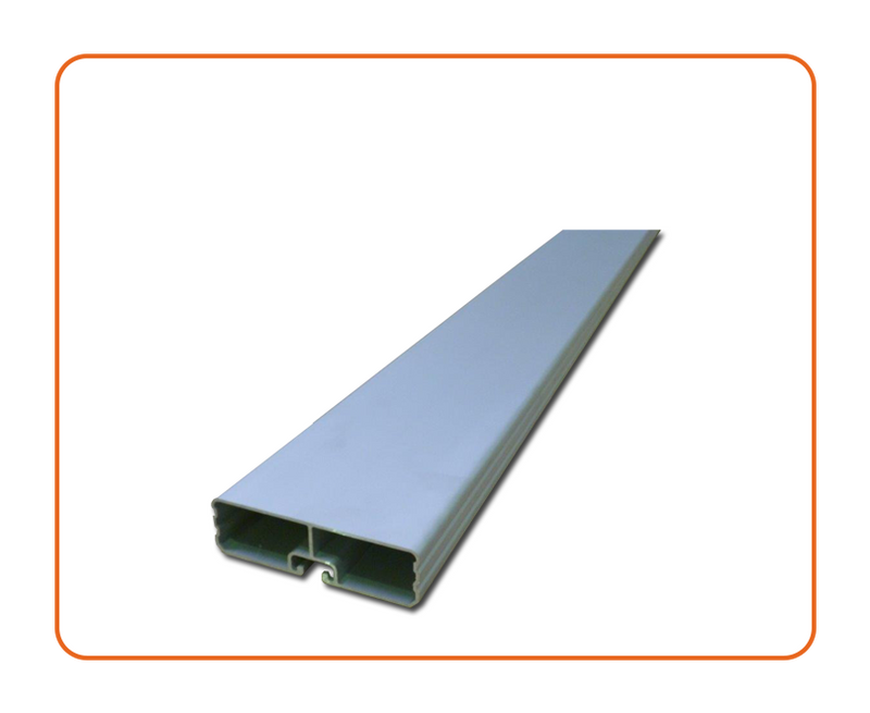Desc Sideguard Rail  4m x 100mm x 30mm  Part Number: CS4000SG