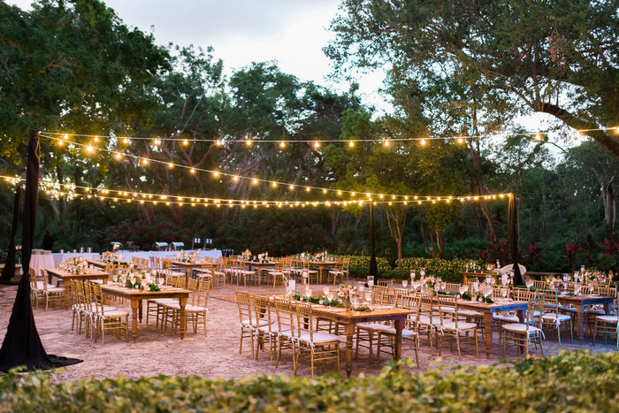 5 Party Rental Items That Will Make Your Event Memorable