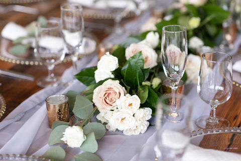wedding rentals - essential pieces