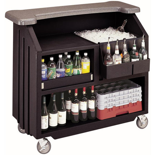 Portable Black Bar (4.5 feet)