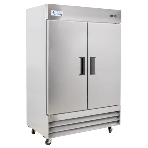 Double Door Reach-In Refrigerator
