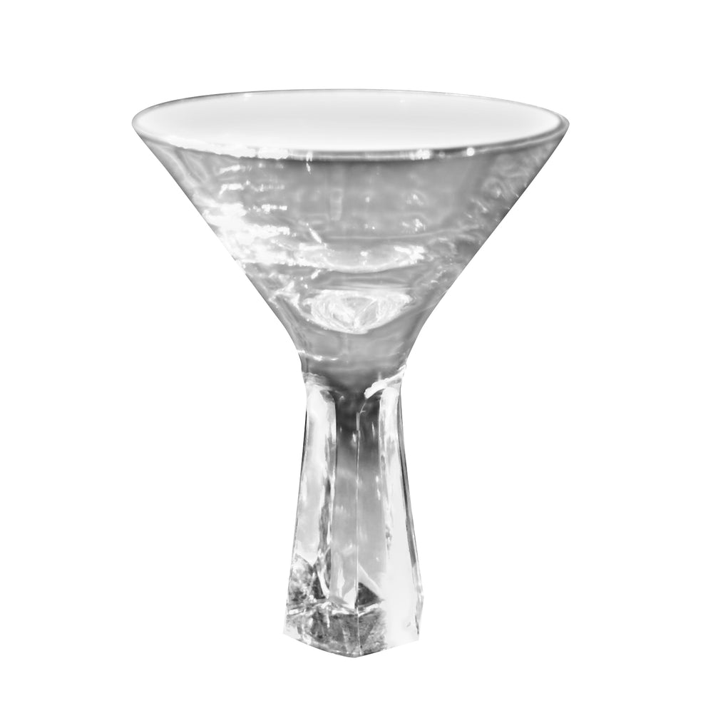 Martini Glasses (Thick base)