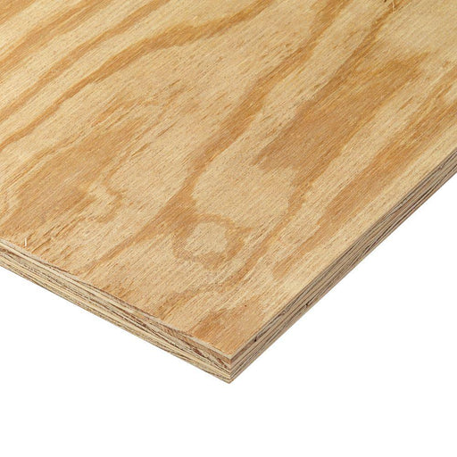 Plywood Sub-Floor