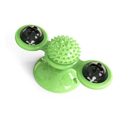 Rotating Suction Cup Toy