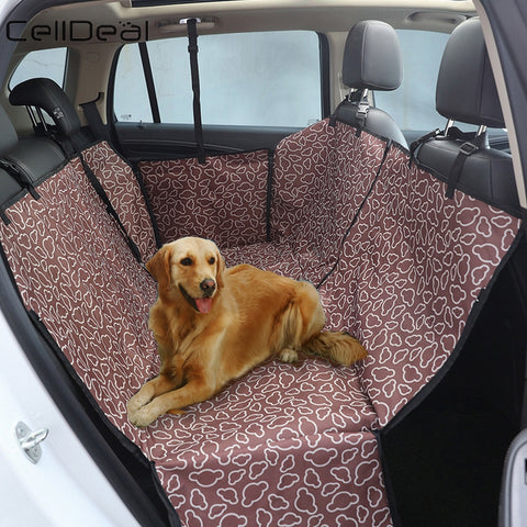 Waterproof Car Back Seat Cover