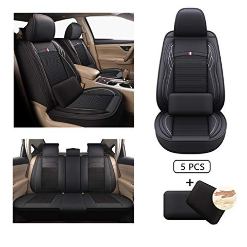 5pcs Car Seat Covers Full Set Customized for To-yota Series - Online store for your car