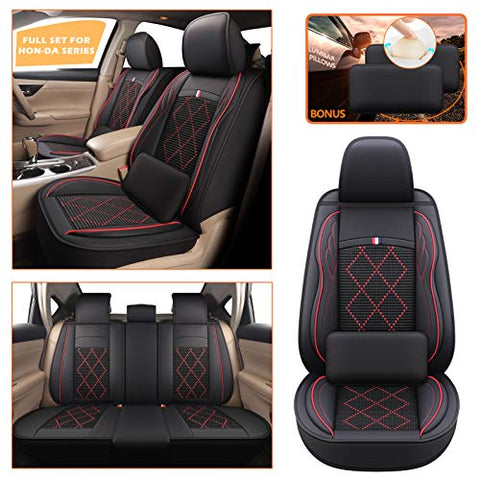 Big Ant 5pcs Car Seat Covers Full Set Customized for Hon da Series - Online store for your car