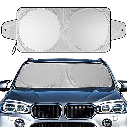 Big Ant Car Windshield Sun Shade - 2 Ears Functional Installation - Online store for your car