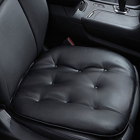 Comfortable Leather Seat Cushion