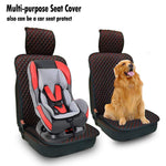 Leather Car Seat Cushion 2PCS Universal Four Seasons - Fit for Most Car, Truck, SUV, or Van - Online store for your car