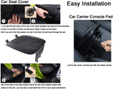 Big Ant Car Seat Covers Front Seats 5PC Set for Car Truck Van and SUV